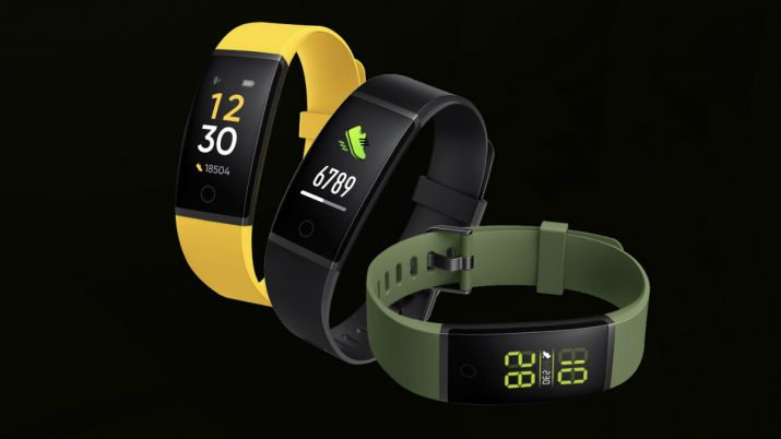 Realme Band in India