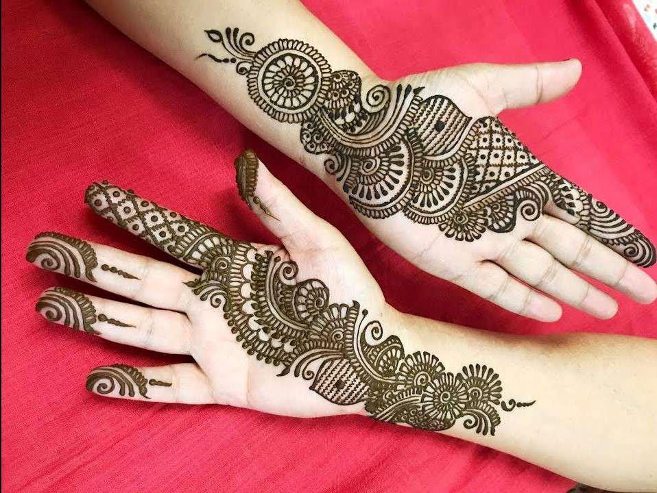 Henna Mehndi Designs Of 2020