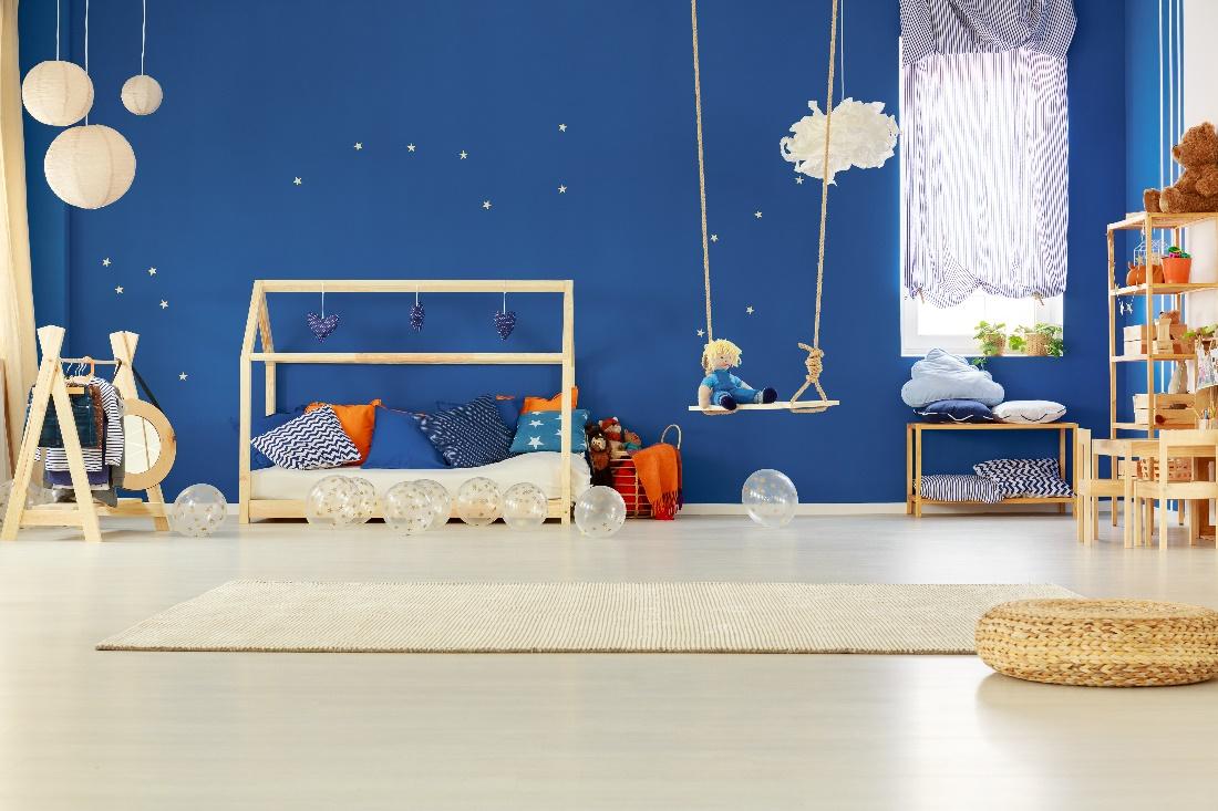 Blue Princess Room