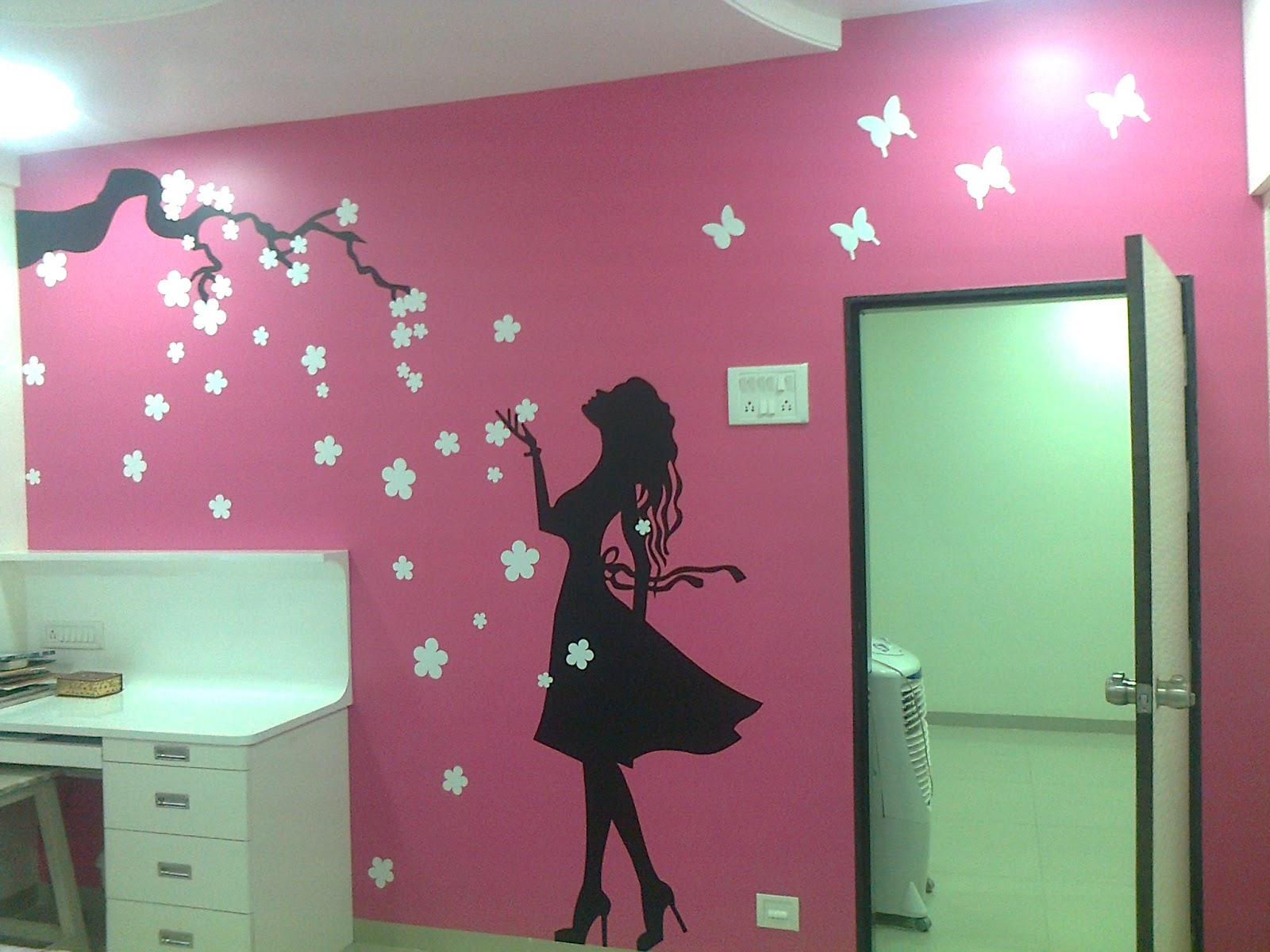 Butterfly Princess Room Ideas