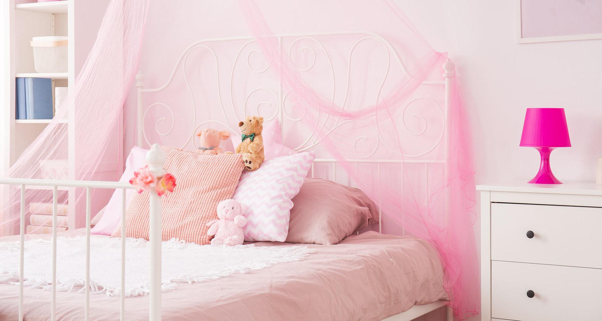 Pink Princess Room Ideas